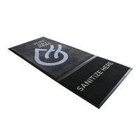StepWell™ Sanitizing Mat Wipe and Dry Here