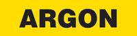 Argon (Yellow) Adhesive Pipe Marker