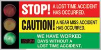 Big Job Safety Scoreboard
