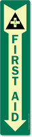 First Aid (with graphic) (Arrow)