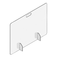 Countertop-Desktop Panels
