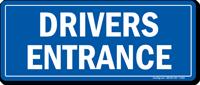 Drivers Entrance