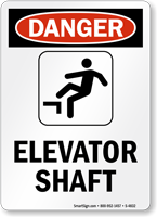 Elevator Shaft (with graphic)
