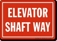 Elevator Shaft Way