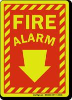 Fire Alarm (Arrow)