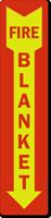 Fire Blanket (Arrow)