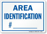 Area Identification #