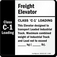 Class C-1 Loading