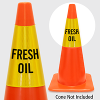 Fresh Oil Cone Collar