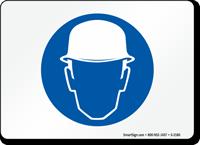 Hard Hat Symbol