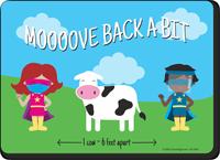 Move Back a Bit, 1 Cow