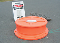 Temporary Lid Cover, Manhole Guard Accessory