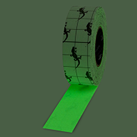 Photo-Luminescent Anti-Slip Tape