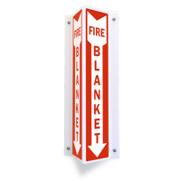 Fire Blanket (Arrow)