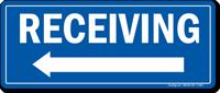 Receiving Left Arrow