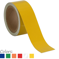 2 Inch Solid Reflective Floor Marking Tape