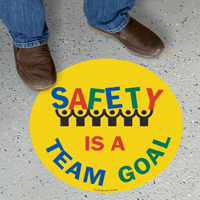 Safety is a Team Goal
