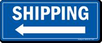 Shipping Left Arrow