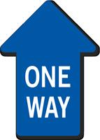 Straight One-Way Arrow