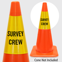 Survey Crew Cone Collar