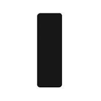 "Ultra Durable Armor Stripe® Lean/5S Workplace Floor Markers ""Dash"" Shape"