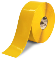 4 in. Solid Yellow Floor Marking Tape