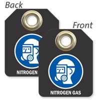 Nitrogen Gas Mini Tag