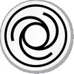 Automatic Start Up Warning Symbol ISO Circle Sign