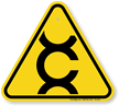 Carcinogen Symbol, ISO Warning Sign