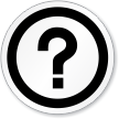 Information Symbol ISO Circle Sign