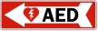 Automated External Defibrillator Label
