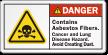 ANSI Danger Label