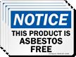 OSHA Notice Label
