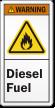 ANSI Warning Label