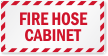 Fire Hose Label