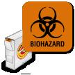 Biohazard Label