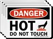 OSHA Danger Label
