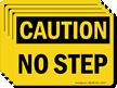 OSHA Caution Label