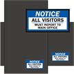 WaterHog™ Safety Message Mat