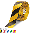 4 in. Striped Floor Marking Tape