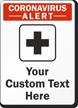 Custom Medical Alert Sign