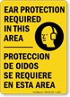 Bilingual Personal Protective Equipment Sign