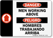 Bilingual Danger / Peligro Sign
