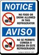 Bilingual OSHA Notice/Aviso Sign