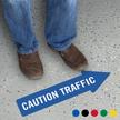 Caution Traffic, Thin Arrow