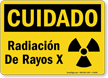 Spanish Caution Sign