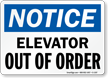OSHA Notice Sign onmouseover =