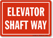 Elevator Shaft Way