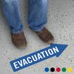 Evacuation, Thin Arrow