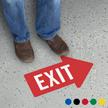 Exit, Large Arrow
